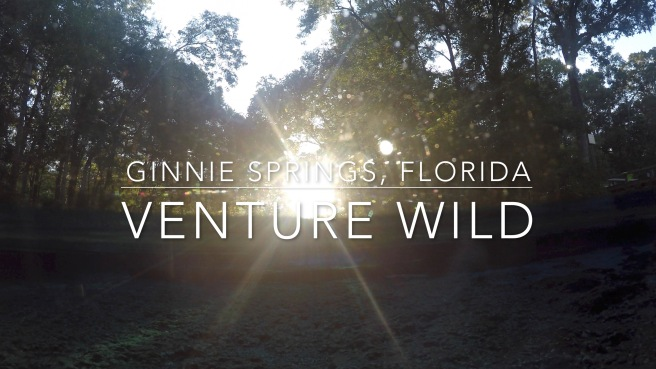 Ginnie Springs Snap Shot