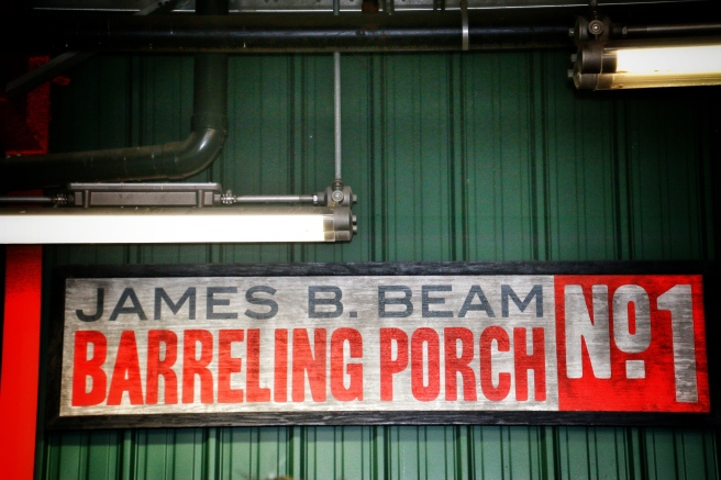 The Barreling Porch At Jim Beam