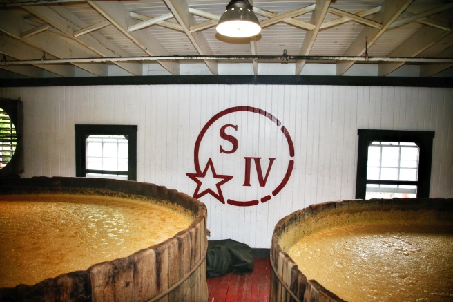 Making Bourbon, Fermenting Grains At Makers Mark