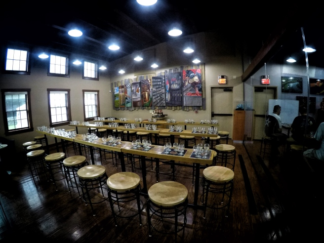 The Tasting Room At Makers Mark